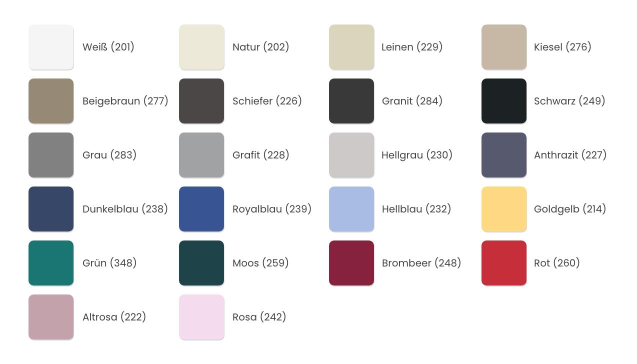 Schaflux Jersey Spannbettlaken allFit in vielen Farben