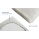 Elastisches Rundumgummi und faltenfreier Sitz für besten Schlafkomfort